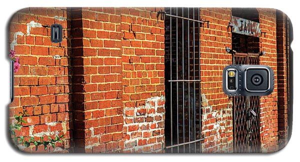 Old Town Jail Galaxy S5 Case