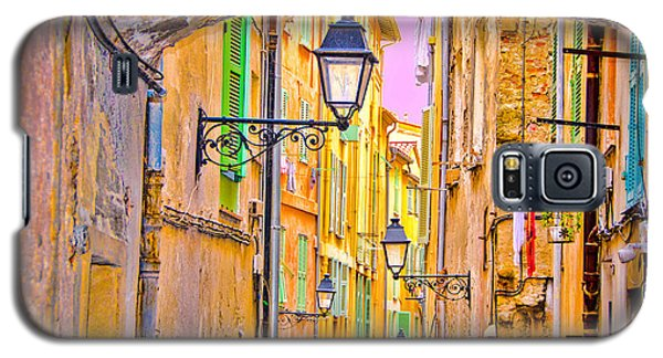 Old Town Nizza, Southern France Galaxy S5 Case