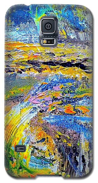 Old Town Of Nice 1 Of 3 Galaxy S5 Case