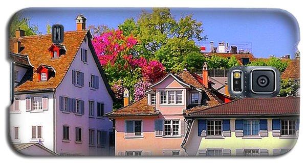 Old Town Zurich, Switzerland Galaxy S5 Case