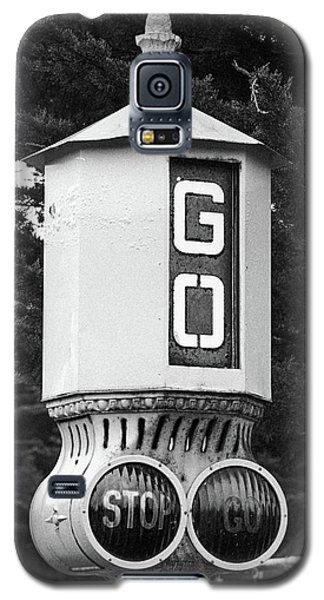 Old Traffic Light Galaxy S5 Case