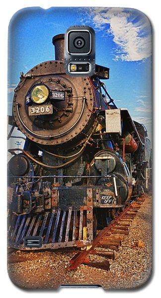 Old Train Galaxy S5 Case
