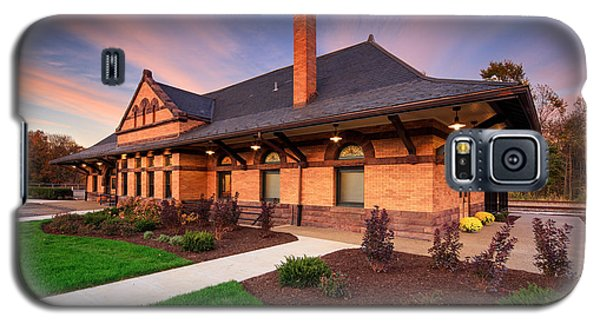 Old Train Station Galaxy S5 Case