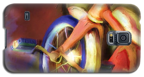 Old Tricycle Galaxy S5 Case by Bob Salo