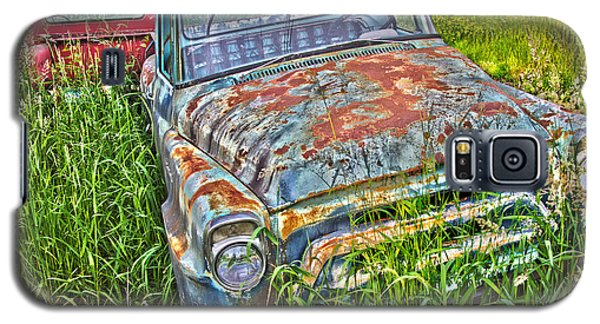 Old Trucks Galaxy S5 Case