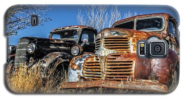 Old Trucks Galaxy S5 Case