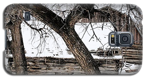 Old Ulm Barn Galaxy S5 Case by Susan Kinney