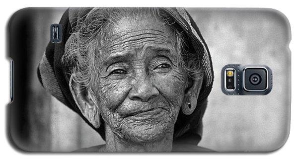 Old Vietnamese Woman Galaxy S5 Case