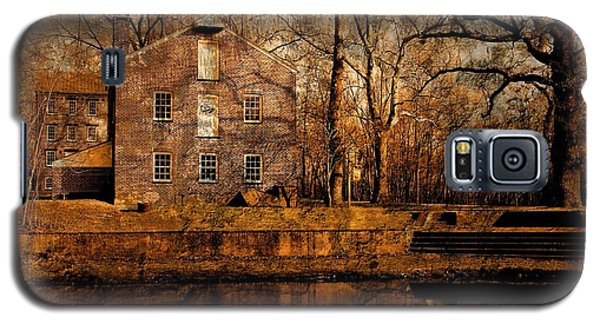 Old Village - Allaire State Park Galaxy S5 Case