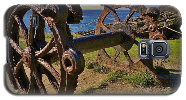 Old Winch Tintagel Galaxy S5 Case