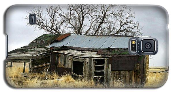 Old Wyoming Farmhouse Galaxy S5 Case