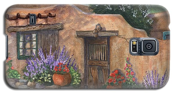 Old Adobe Cottage Galaxy S5 Case
