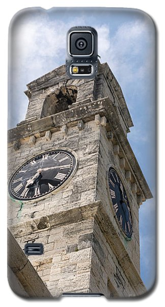 Olde Time Clock Galaxy S5 Case