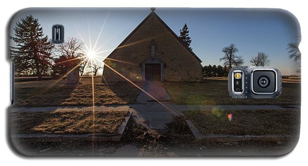 Galaxy S5 Case featuring the photograph Oldham, Sd by Aaron J Groen