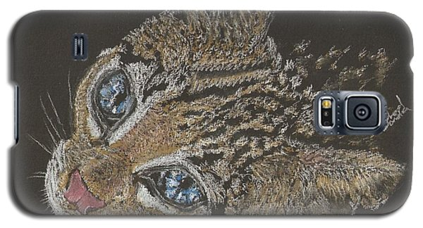 Ole Blue Eyes Galaxy S5 Case