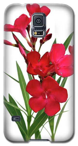 Oleander Emile Sahut 2 Galaxy S5 Case