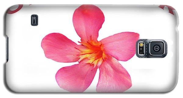 Oleander Haus Galaxy S5 Case