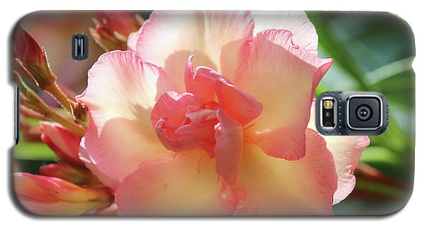 Oleander Mrs. Roeding 1 Galaxy S5 Case