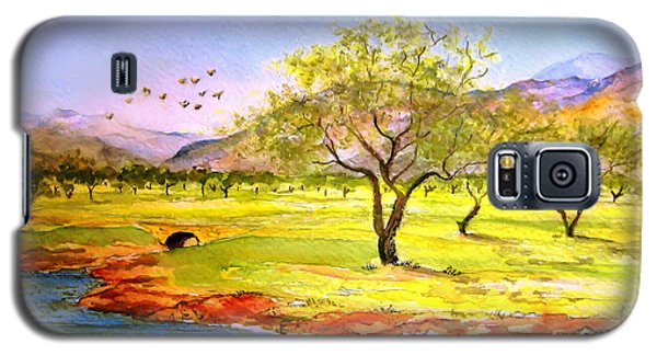Olive Grove Galaxy S5 Case