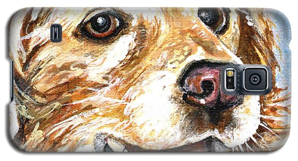 Oliver From Muttville Galaxy S5 Case