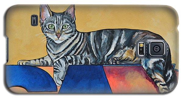 Oliver Galaxy S5 Case by Patti Schermerhorn
