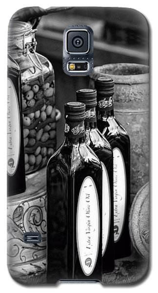 Olives And Oil Galaxy S5 Case
