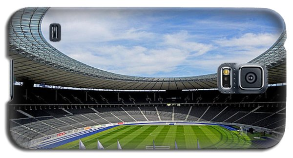 Olympic Stadium Berlin Galaxy S5 Case