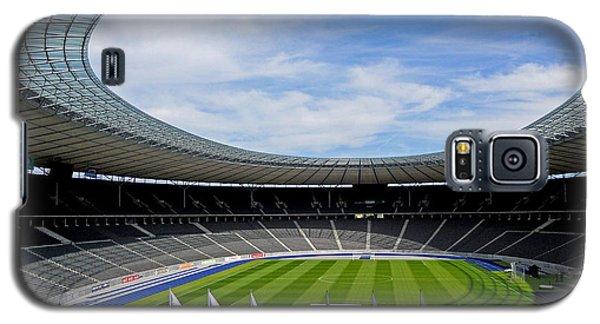 Olympic Stadium Berlin Galaxy S5 Case