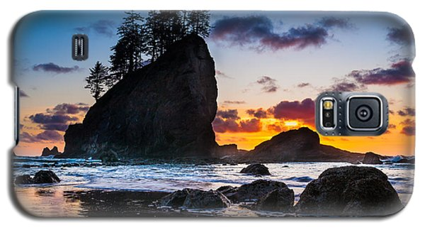 Olympic Sunset Galaxy S5 Case