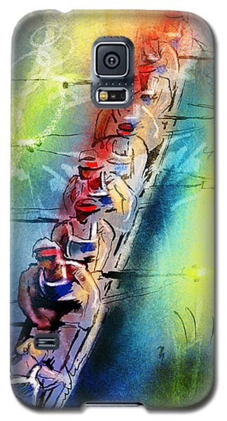 Olympics Rowing 02 Galaxy S5 Case