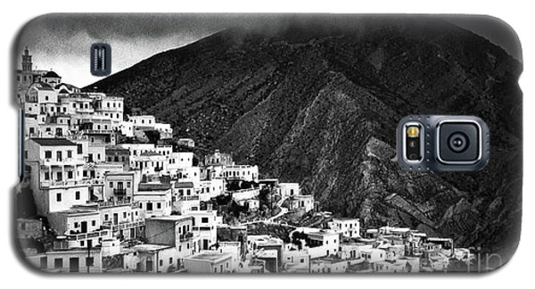 Olympos. Karpathos Island Greece Galaxy S5 Case