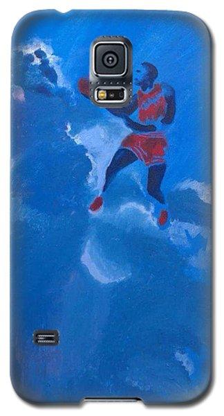 Omaggio A Michael Jordan Galaxy S5 Case