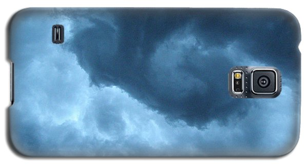 Galaxy S5 Case featuring the photograph Ominous  by Angie Rea
