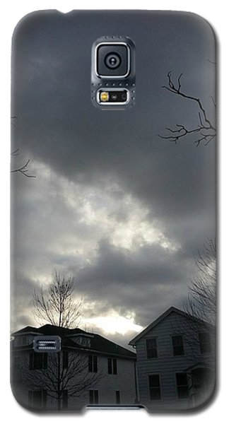 Ominous Clouds Galaxy S5 Case