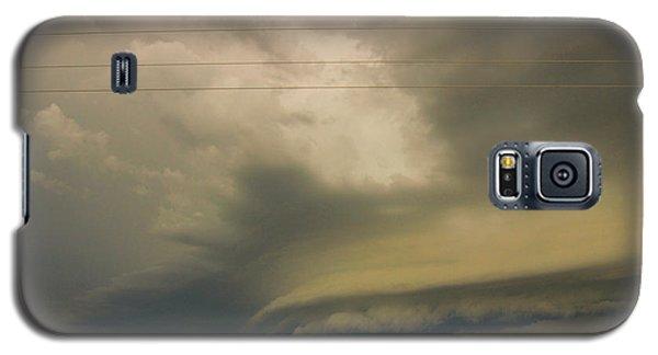 Ominous Nebraska Outflow 007 Galaxy S5 Case