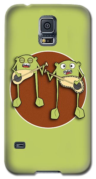 Omti And Itmo Galaxy S5 Case by Uncle J's Monsters