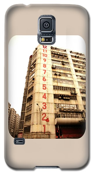 Galaxy S5 Case featuring the photograph On A Dozen Different Levels by Ethna Gillespie