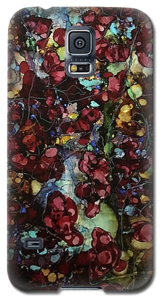 On Clustered Vine Galaxy S5 Case