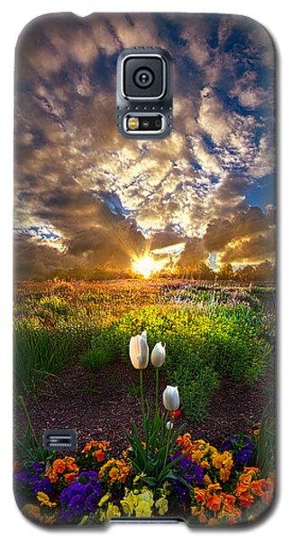On Earth As It Is In Heaven Galaxy S5 Case