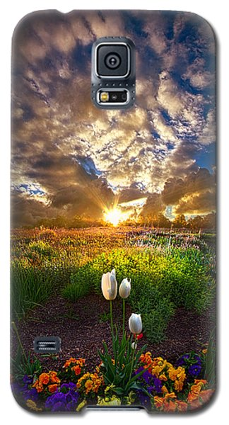 On Earth As It Is In Heaven Galaxy S5 Case