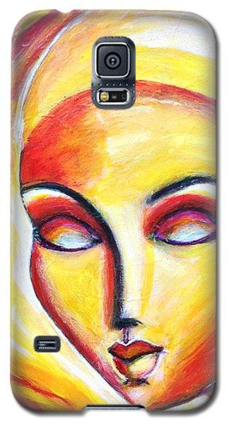 On Fire Galaxy S5 Case