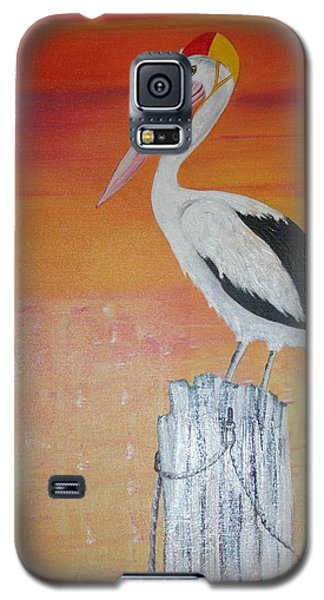 On Patrol Galaxy S5 Case by Lyn Olsen