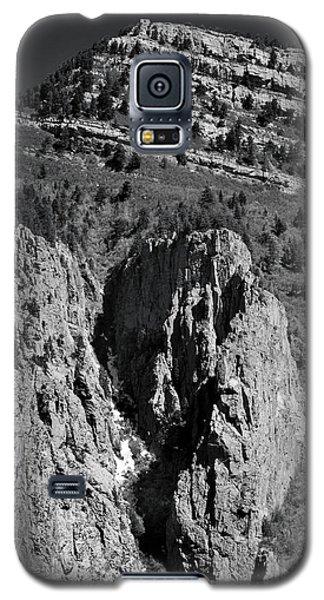 On Sandia Mountain Galaxy S5 Case