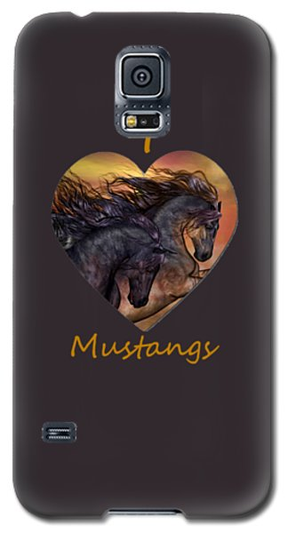On Sugar Mountain Galaxy S5 Case