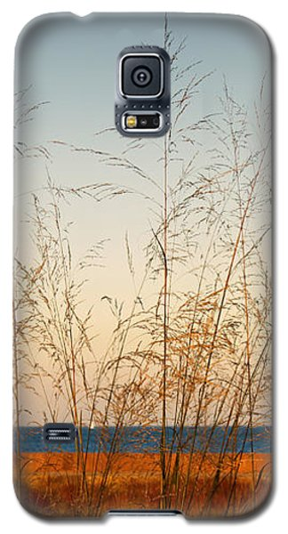 Galaxy S5 Case featuring the photograph On The Beach by Milena Ilieva