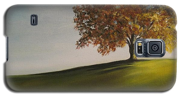 On The Bike Trail Galaxy S5 Case by Carol Sweetwood