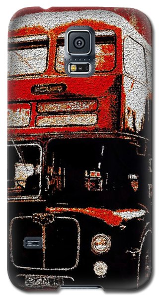 On The Bus Galaxy S5 Case