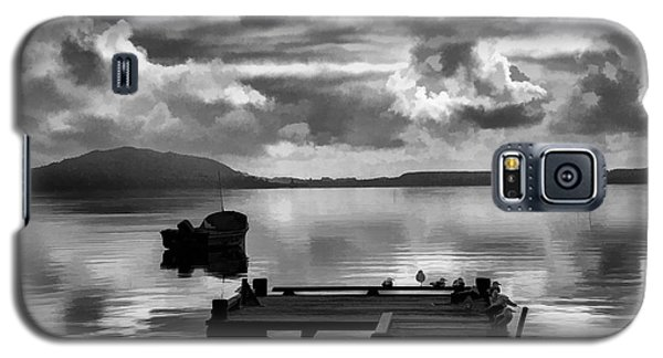 Galaxy S5 Case featuring the photograph On The Lakes by Rick Bragan