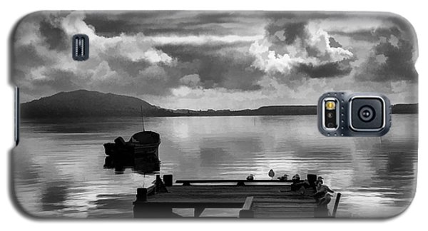 On The Lakes Galaxy S5 Case by Rick Bragan