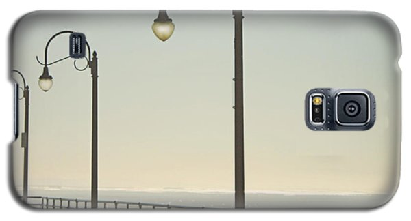 On The Pier Galaxy S5 Case by Linda Woods